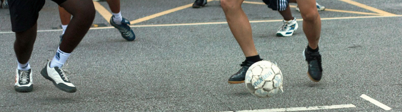 Football Feet Crop 800x224px